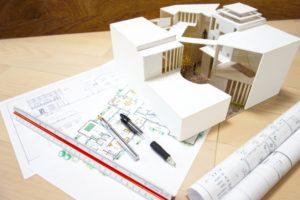 建築模型製作講座